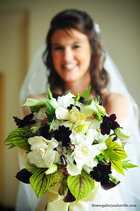 Beautiful Bouquet of Wedding Flowers