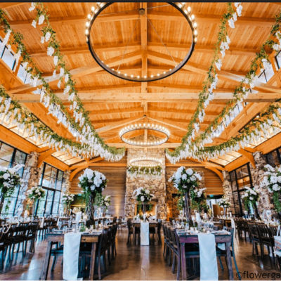 Omini Grovepark Pavillion Wedding Event